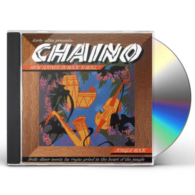 KIRBY ALLAN PRESENTS CHAINO: NEW SOUNDS IN ROCK CD