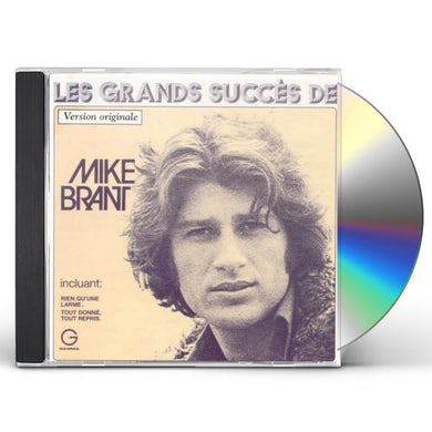 Mike Brant LES GRAND SUCCES CD