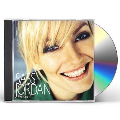 Sass Jordan PRESENT CD