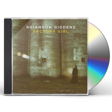 Rhiannon Giddens FACTORY GIRL CD