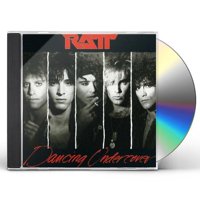 Ratt DANCIN UNDERCOVER CD