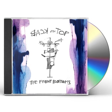 The Front Bottoms BACK ON TOP CD