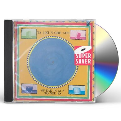 Talking Heads SPEAKING IN TONGUES CD