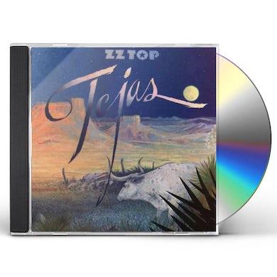 ZZ Top TEJAS CD