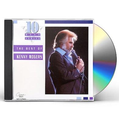 Kenny Rogers BEST OF CD