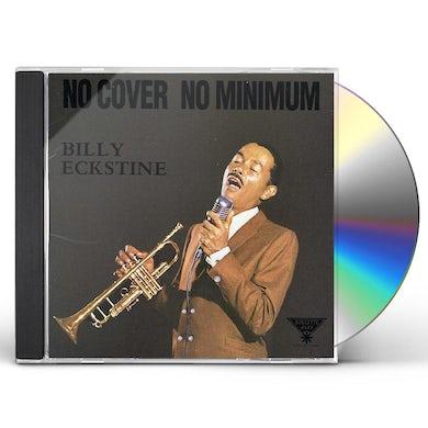 Billy Eckstine NO COVER NO MINIMUM CD