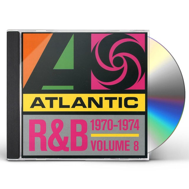 ATLANTIC R&B 8: 1970-1974 / VARIOUS