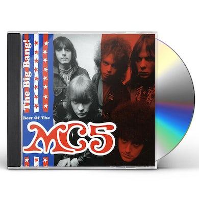 BIG BANG: BEST OF MC5 CD