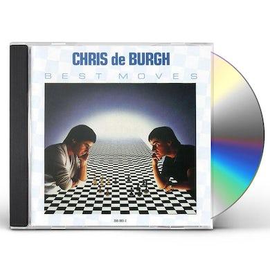 Chris De Burgh BEST MOVES CD