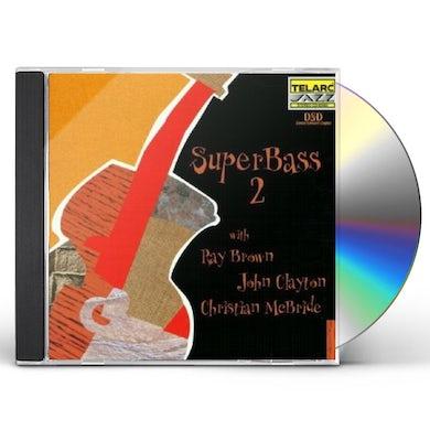 Ray Brown SUPER BASS 2 CD