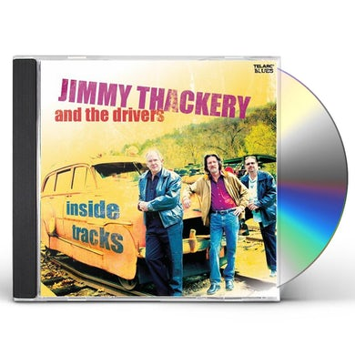 Jimmy Thackery & The Drivers INSIDE TRACKS CD