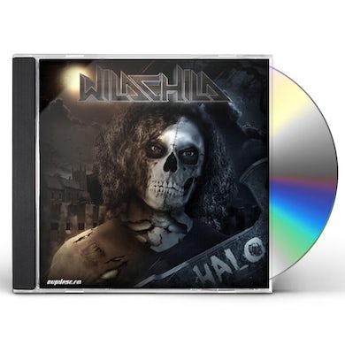 Wildchild HALO EP CD