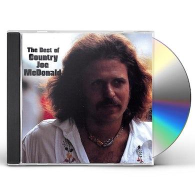 BEST OF COUNTRY JOE MCDONALD CD