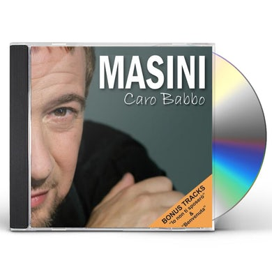 Marco Masini CARO BABBO CD