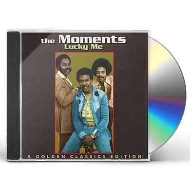 Moments LUCKY ME: GOLDEN CLASSICS EDITION CD