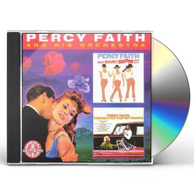 Percy Faith BIM BAM BOOM / THEME FROM THE 'IN' CROWD CD