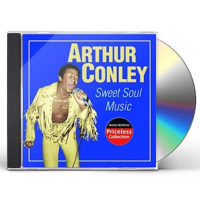 Arthur Conley SWEET SOUL MUSIC CD