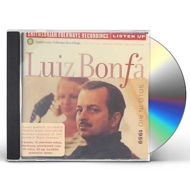 SOLO IN RIO 1959 CD