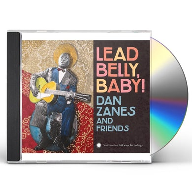Dan Zanes LEAD BELLY BABY CD