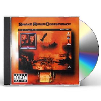 Snake River Conspiracy SONIC JIHAD CD
