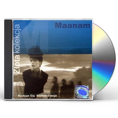 Maanam ZLOTA KOLEKCJA CD