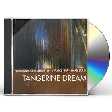 Tangerine Dream ESSENTIAL CD