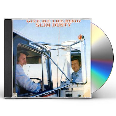 Slim Dusty GIVE ME THE ROAD CD