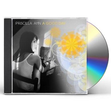 Priscilla Ahn GOOD DAY CD