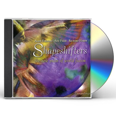 Shapeshifters CD