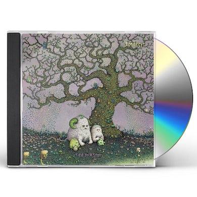 J Mascis TIED TO A STAR CD