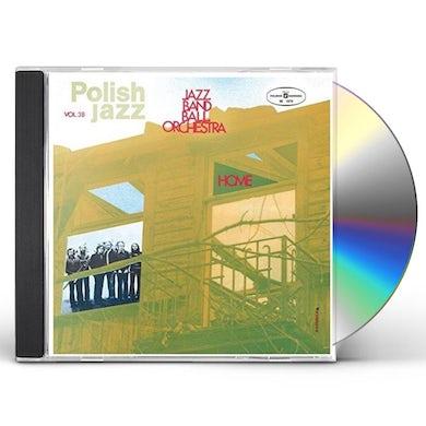 Jazz Band Ball Orchestra HOME (POLISH JAZZ) CD