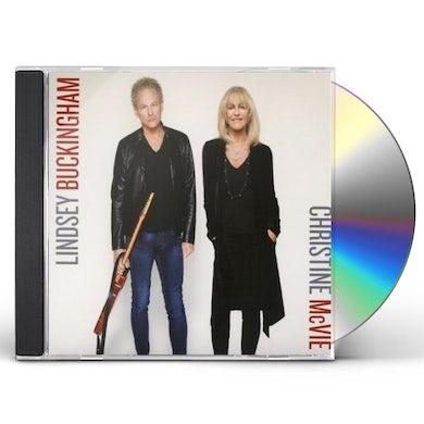 Lindsey Buckingham / Christine Mcvie LINDSEY BUCKINGHAM CHRISTINE MCVIE CD