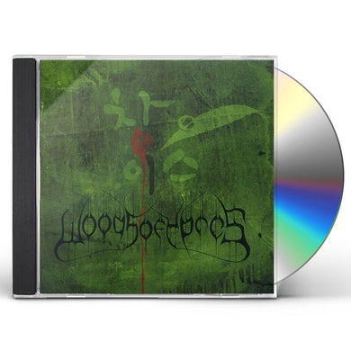 Woods Of Ypres WOODS 4: THE GREEN ALBUM CD