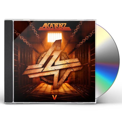 Alcatrazz V CD