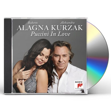 Puccini In Love CD