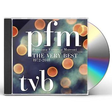 Pfm TVB: THE VERY BEST CD