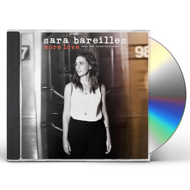 Sara Bareilles More Love Songs From Little Voice Season One CD