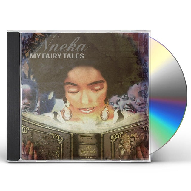 Nneka MY FAIRY TALES CD