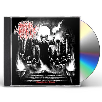 Obscure Infinity EVOCATION OF CHAOS CD
