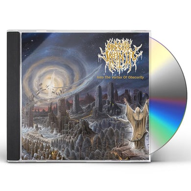 INTO THE VORTEX OF OBSCURITY CD