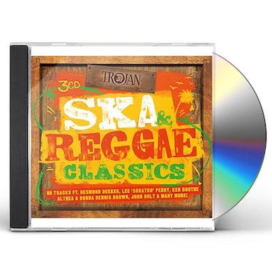 SKA & REGGAE CLASSICS / VARIOUS CD