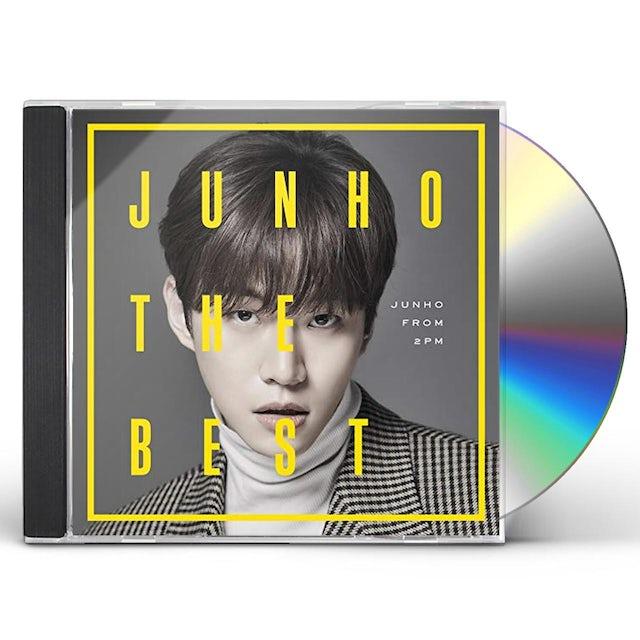 Junho THE BEST CD