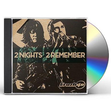 Crush 40 2 NIGHTS 2 REMEMBER CD