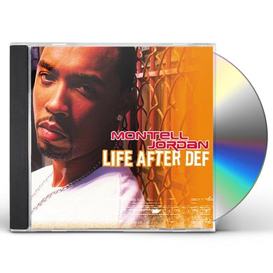 Montell Jordan LIFE AFTER DEF CD