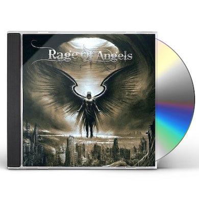 Rage Of Angels DREAMWORLD CD
