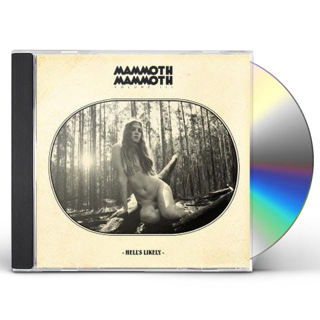 Mammoth Mammoth VOLUME 3 CD