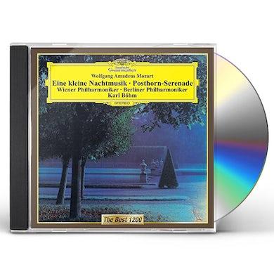 Karl Bohm MOZART: POSTHORN SERENADE. EINE KLEI CD
