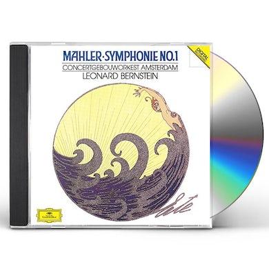 MAHLER: SYMPHONY 1 IN D MAJOR CD