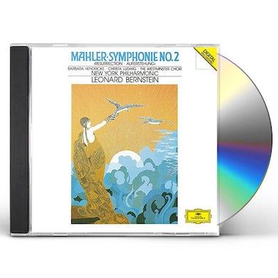 MAHLER: SYMPHONY 2 CD