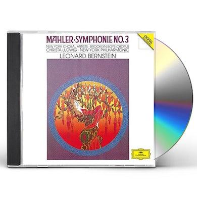 MAHLER: SYMPHONY 3 CD